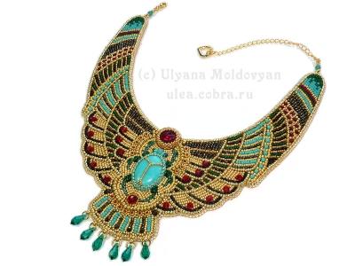 Колье Египетская Богиня