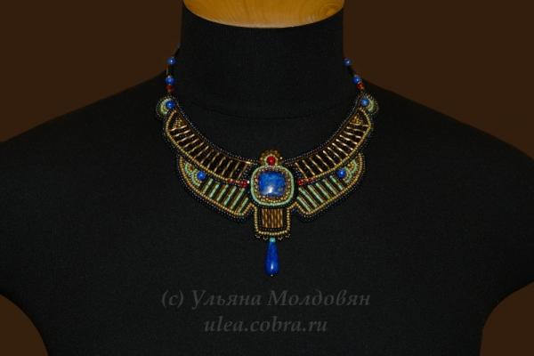Колье египетское Изис