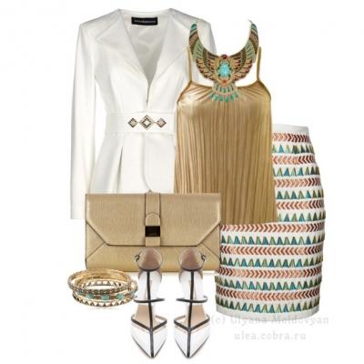 Образ для египетского колье 1